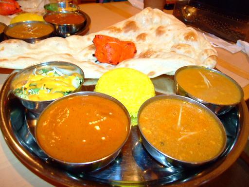 インドレストラン TAJ